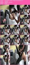 Gabriela-Bitch Gabriela-Bitch - Ich pisse - Er fingert meine Arschfotze Thumbnail